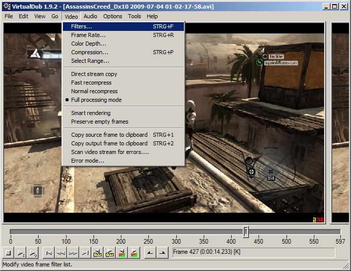 Counter strike 1. 6 editing / movie making tutorial / sony vegas.