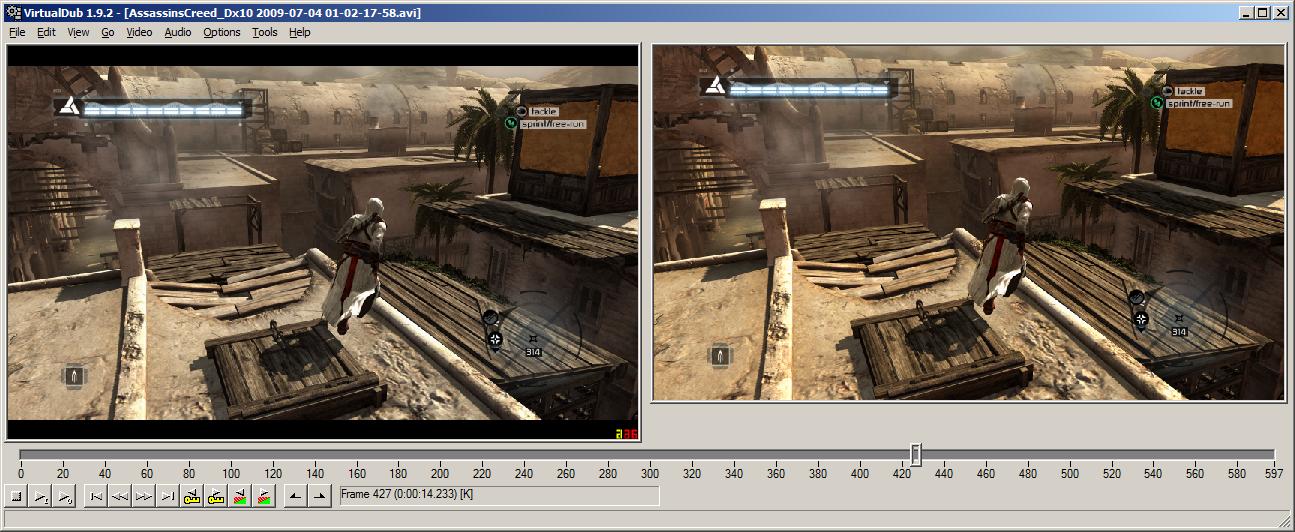 Virtual dub tutorial basic video compression youtube.
